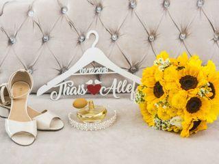 O casamento de Thais e Allef 2