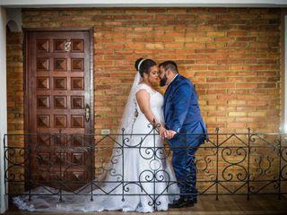 O casamento de Thais e Allef