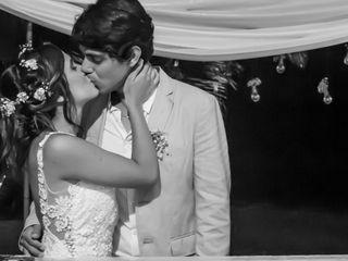 O casamento de Rebeca e Adriel