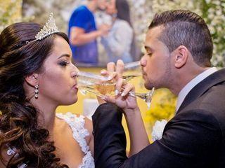 O casamento de Karina e Thales 1