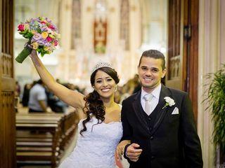 O casamento de Karina e Thales