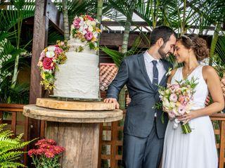 O casamento de Rhaiane e Estevão