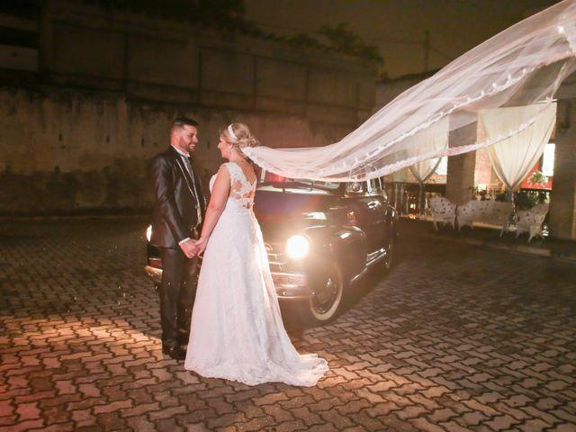 O casamento de Tamires e Rodrigo