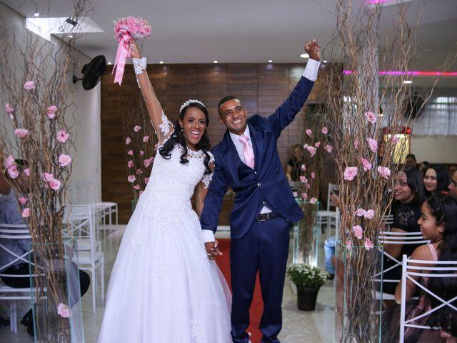 O casamento de Pamela e Jó Enias