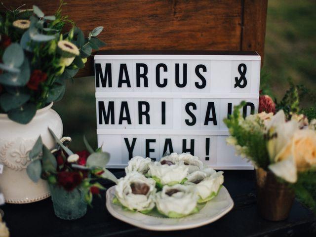 O casamento de Marcus e Mariana em Brasília, Distrito Federal 15
