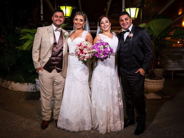 O casamento de Renata e Raquel e Pedro e Kim