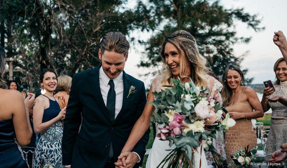 O casamento de Marcus e Mariana em Brasília, Distrito Federal