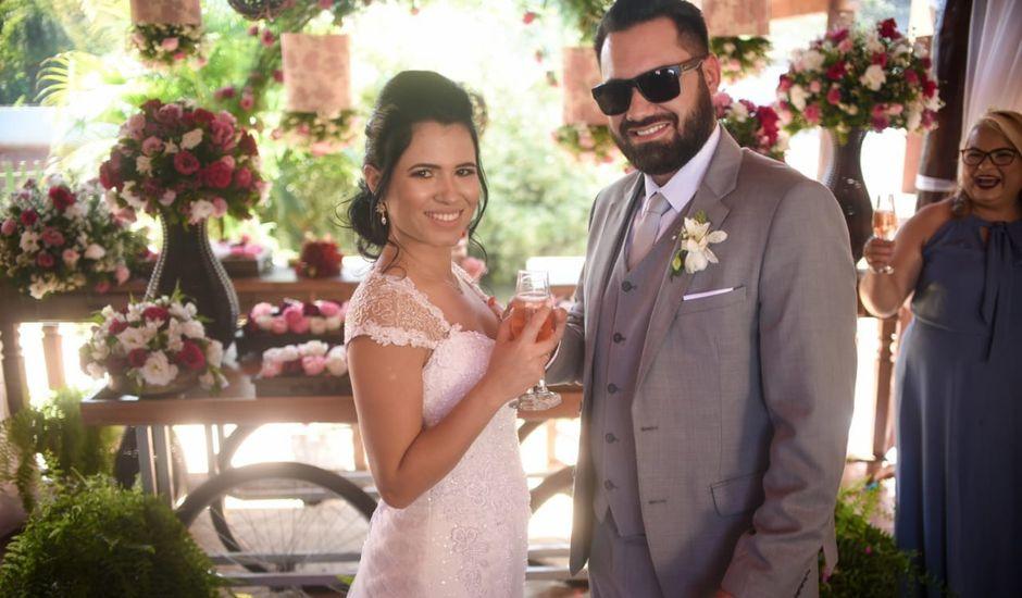 O casamento de Sérgio  e Luane em Tangará da Serra, Mato Grosso