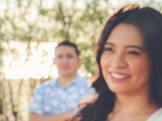 O casamento de Karen e Rogério 1