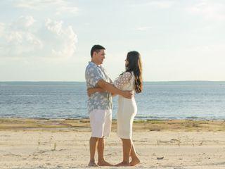 O casamento de Karen e Rogério 3