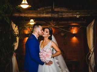 O casamento de Keicy e João Paulo