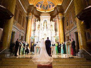 O casamento de Vivian e Luiz Paulo