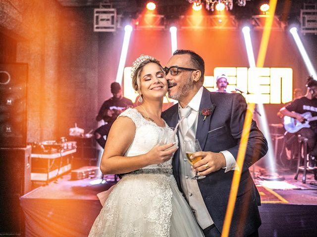 O casamento de Gabrielle e Jackson