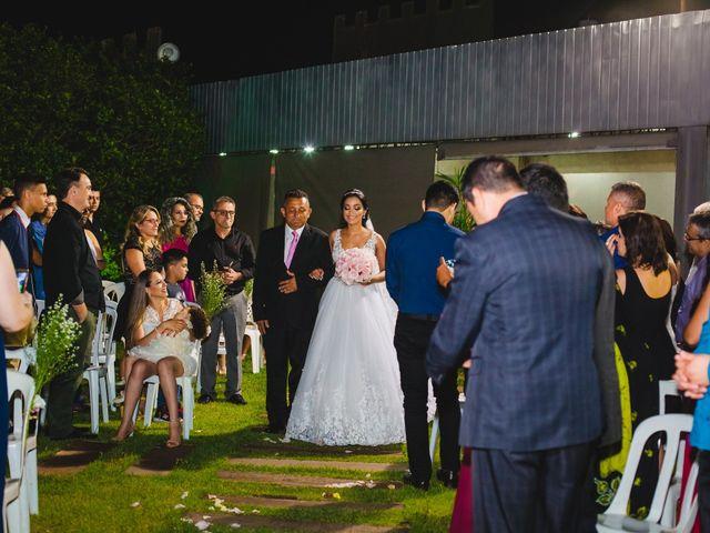 O casamento de João Paulo e Keicy em Campo Grande, Mato Grosso do Sul 17