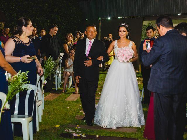 O casamento de João Paulo e Keicy em Campo Grande, Mato Grosso do Sul 18