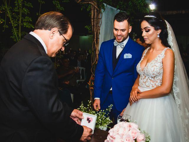 O casamento de João Paulo e Keicy em Campo Grande, Mato Grosso do Sul 36