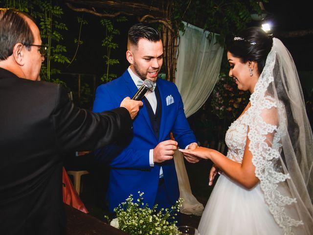 O casamento de João Paulo e Keicy em Campo Grande, Mato Grosso do Sul 39