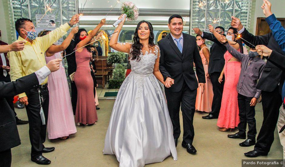 O casamento de Rogério e Karen em Manaus, Amazonas