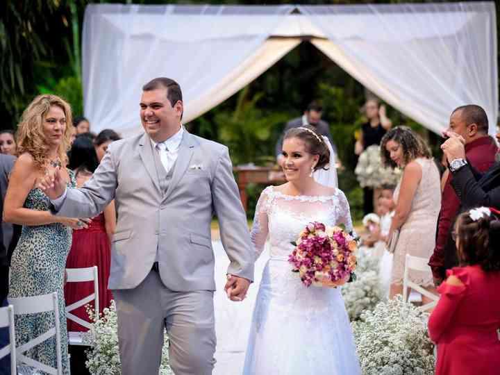 O casamento de Nayane e Ricardo