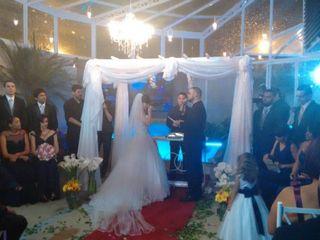 O casamento de Juliana e Diogo