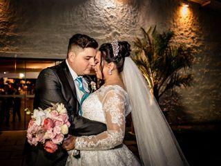 O casamento de Priscila e André 2