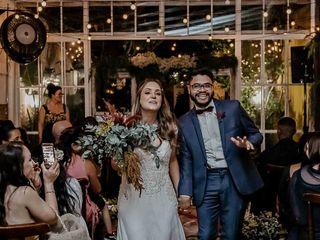 O casamento de Bianca e Thiago