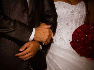 O casamento de Adriana e Greick