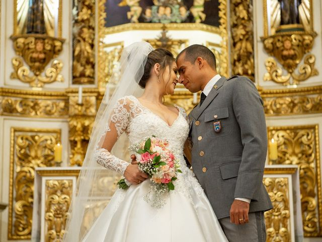 O casamento de Carmem e Mauricio