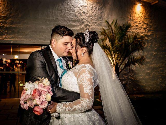 O casamento de André e Priscila em São José dos Pinhais, Paraná 1
