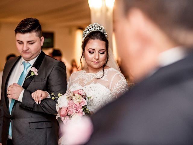 O casamento de André e Priscila em São José dos Pinhais, Paraná 3