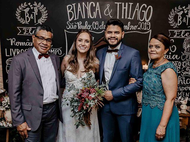 O casamento de Thiago e Bianca em São Paulo, São Paulo 69