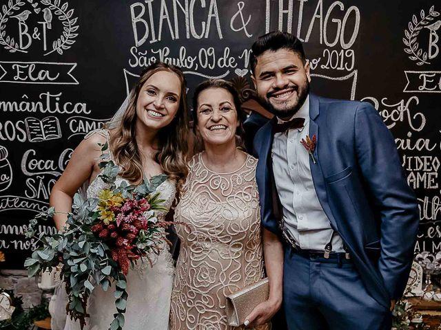 O casamento de Thiago e Bianca em São Paulo, São Paulo 70