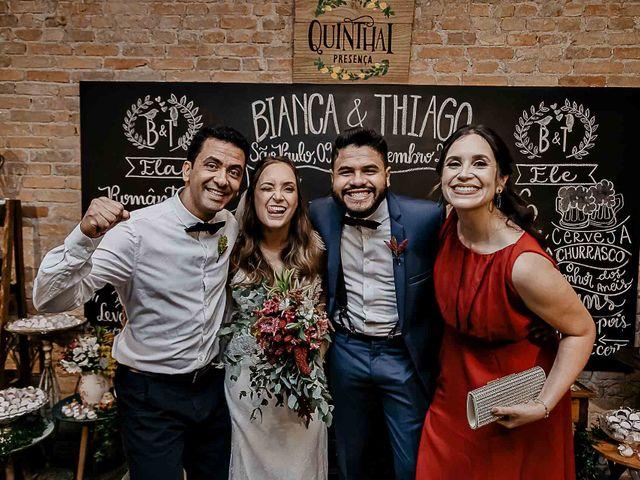 O casamento de Thiago e Bianca em São Paulo, São Paulo 71