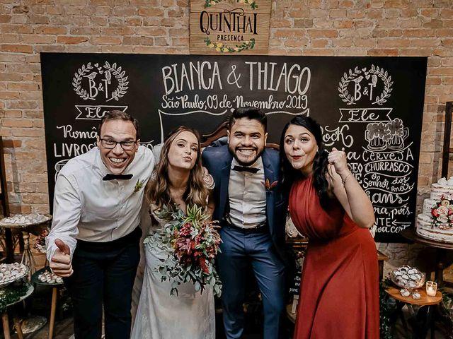 O casamento de Thiago e Bianca em São Paulo, São Paulo 72