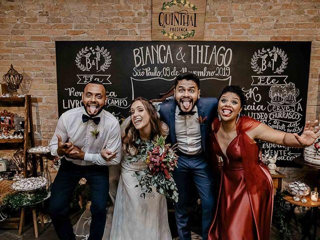 O casamento de Thiago e Bianca em São Paulo, São Paulo 74