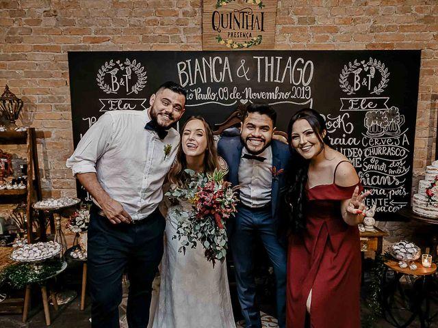 O casamento de Thiago e Bianca em São Paulo, São Paulo 75