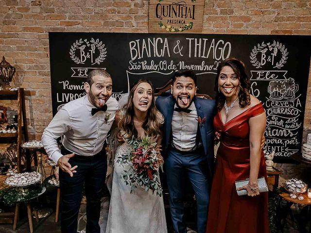 O casamento de Thiago e Bianca em São Paulo, São Paulo 76
