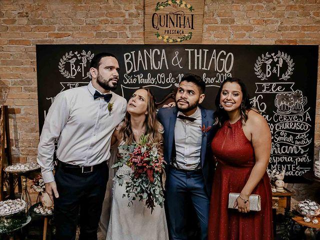 O casamento de Thiago e Bianca em São Paulo, São Paulo 77