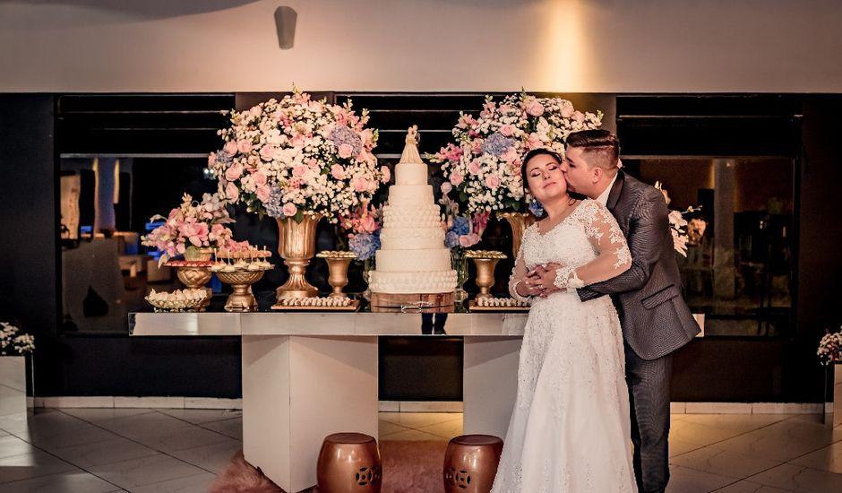 O casamento de André e Priscila em São José dos Pinhais, Paraná