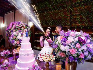 O casamento de Edson e Débora 1