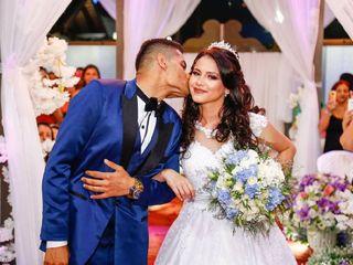 O casamento de Edson e Débora 3