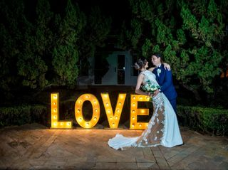 O casamento de Gabriela e Arnaldo