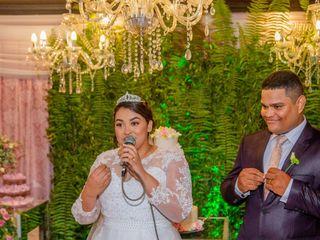O casamento de Izabela  e Wellyson 2