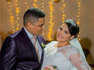 O casamento de Izabela  e Wellyson 3