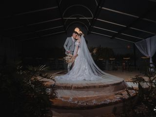 O casamento de Elizabeth e Andrei 1