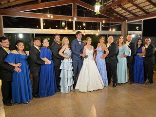 O casamento de Michelle e Thiago
