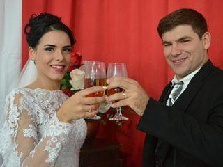 O casamento de Karla  e Marcio