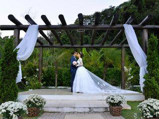 O casamento de Karina e Pablo