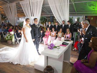 O casamento de Gabriela Rosadas e David Luiz