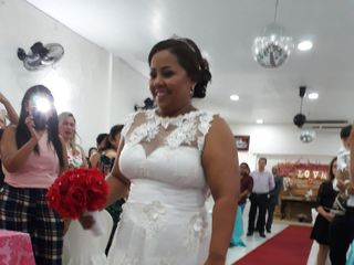 O casamento de Dinalva de Abreu e Pablo de Abreu 2